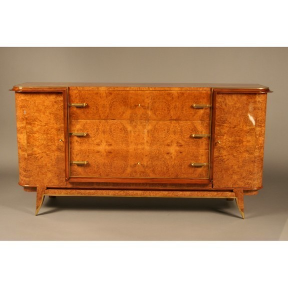 Amboina Bird Eye Chest of Drawers