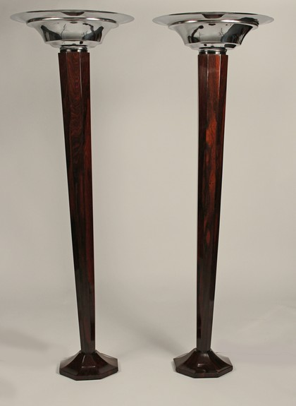 Pair of Standing Lamps