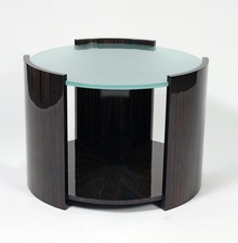 Round Side/ Coffee Table