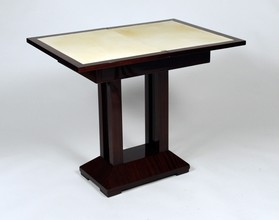 Card Table with turning top