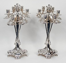 Pair of candlestick