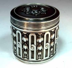 Cylindrical Box
