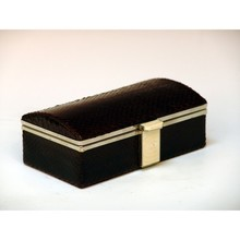 Phyton Leather Box