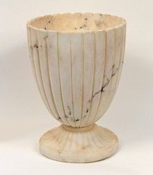 Alabaster Urn