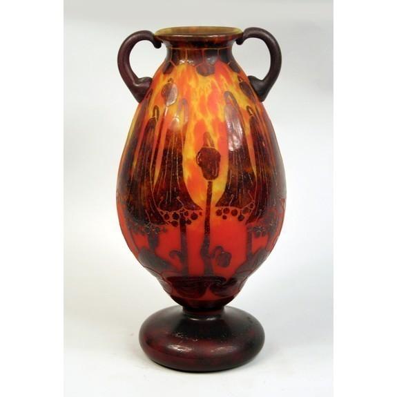 Campanules vase