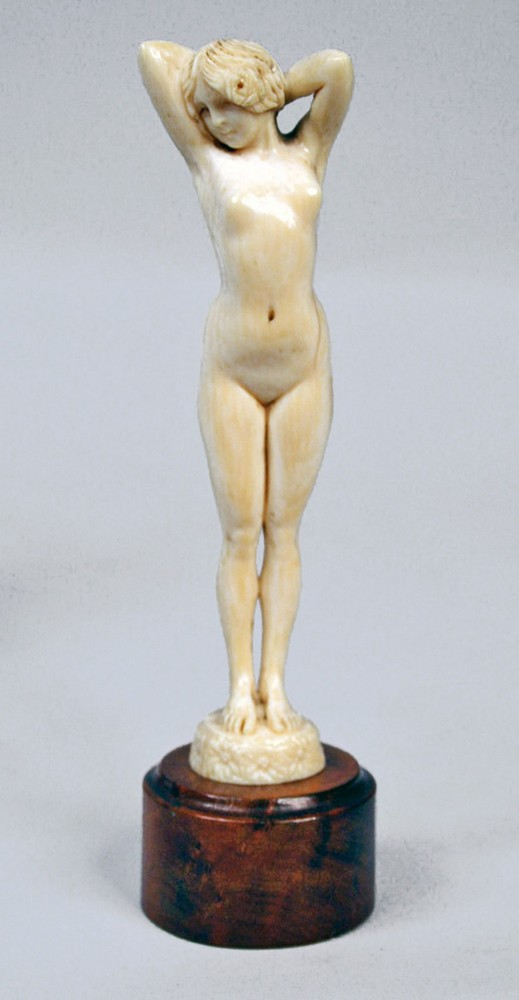 Small Ivory Sculpture