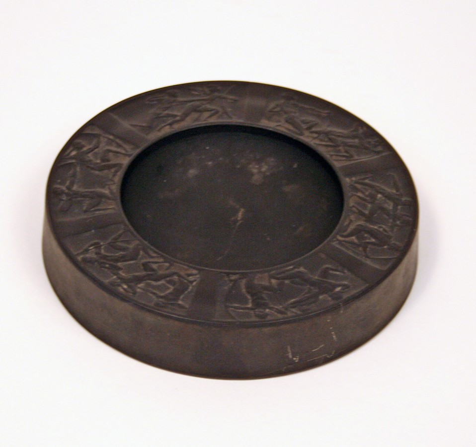 Archers Black Ashtray