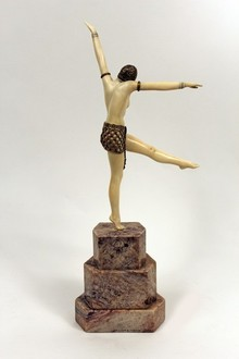 Dancer of Olynthus