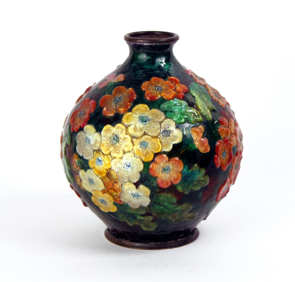Floral - Bunch of Flowers Vase