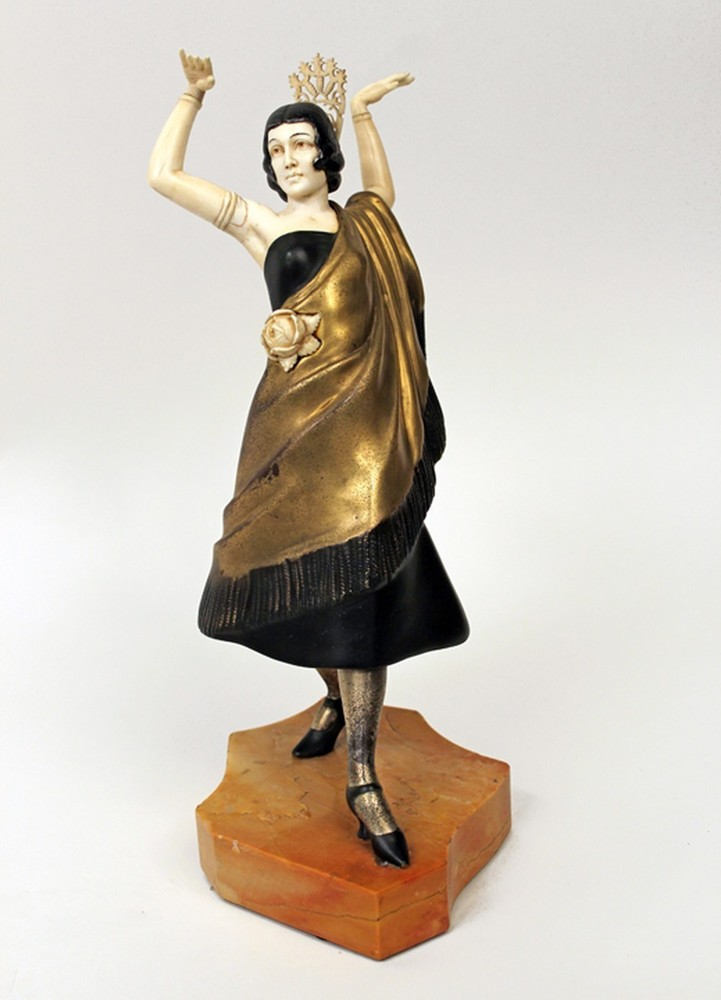 Carmen Sculpture