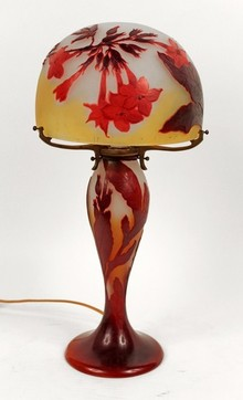 Bell Flowers Table Lamp