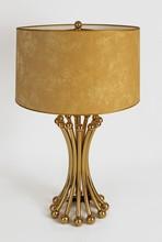 Midcentury Brass lamp