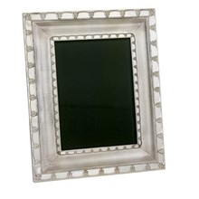 Laura 5X7 Sterling Picture Frame