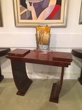 Leleu vanity table